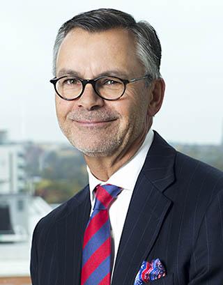 Hans-Erik Andersson, ny styrelseordförande i Skandia