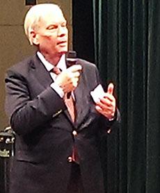 Leif Hansson, ProSkandias styrelseordförande,, tackade för ett lärorikt seminarium.