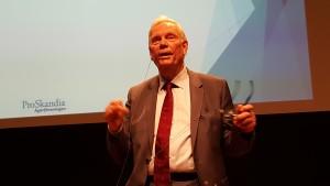 Leif Hansson talade