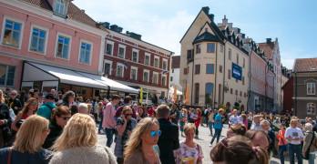 Skandia och Fullmäktige i Almedalen