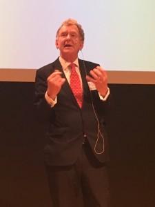 Christer Käck gav förslag till både riksbanken och Skandia