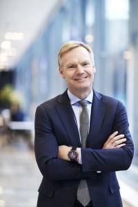 Frans Lindelöw, vd Skandia