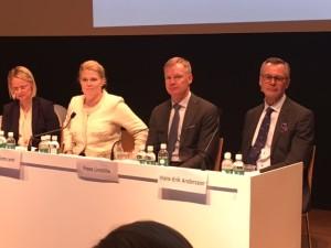 Skandias chefsjurist, xyz, vinge, vd Frans Lindelöw, ordförande Hans-Erik Andersson