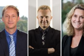 Höstmöte 4 oktober 2018: Skandia, digitalisering och hälsa