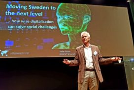 AI, digitalisering, hälsa – framtidsfrågor i fokus på medlemsmötet